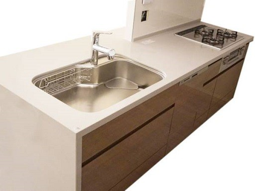 システムキッチンの食洗機