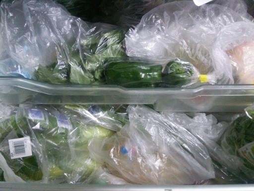 冷蔵庫野菜の保管のコツ