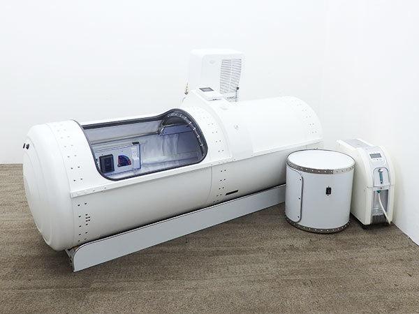タイム・ワールド 高気圧ハードタイプ酸素カプセル「O2 Capsule」