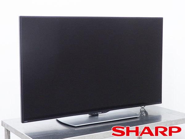 シャープ アクオス 4K対応50V型液晶テレビ LC-50U40