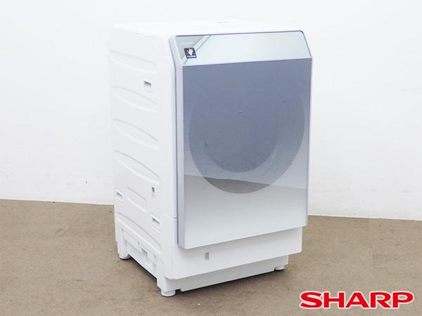 シャープ ドラム式洗濯乾燥機 ES-P110-SL