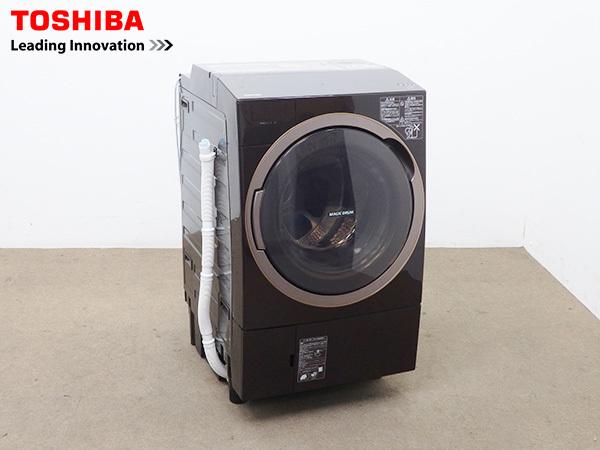東芝 ドラム式洗濯乾燥機(11.0kg) TW-117X5L