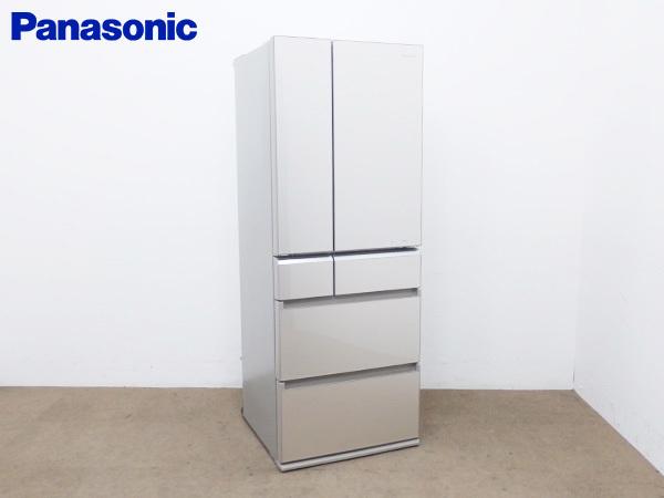 パナソニック パーシャル搭載冷蔵庫 NR-F502PV-N